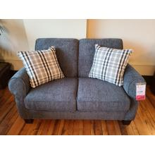 CLEARANCE Embark Graphite Loveseat