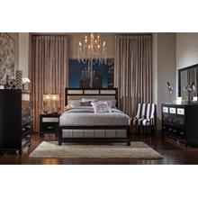 View Product - Four-Piece Barzini King Bedroom Group