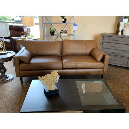 Trafton Collection Leather Sofa