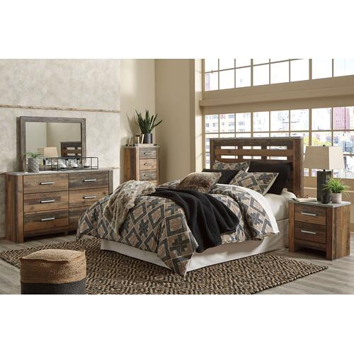 Chadbrook -Brown 4 Piece Bedroom Set