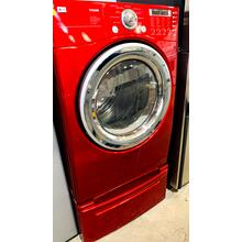 See Details - USED- Gas Dryer with 9 Drying Programs FLGDRY27R-U   SERIAL #11