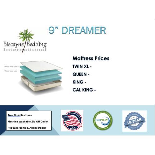 """Biscayne Bedding - 9"""" Dreamer"""