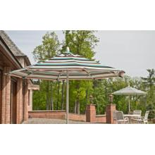 Commercial Market Umbrellas available for order in various fabrics