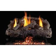 Charred Frontier Oak Vent Free Logs