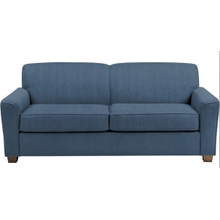 DINAH  QUEEN SLEEPER SOFA in DENIM     (S14QDP-20222,27987)