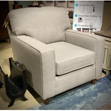 ANNABEL Club Chair in Ash        (C82DP-20653.27536)