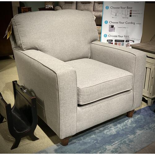 Best Home Furnishings - ANNABEL Club Chair in Ash        (C82DP-20653.27536)
