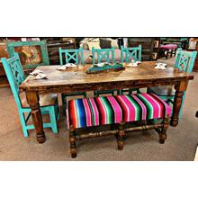 View Product - 7 Piece Cabanna & Serape Dining Collection