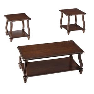 Ashley Furniture - Carshaw 3 Piece Occasional Table Set