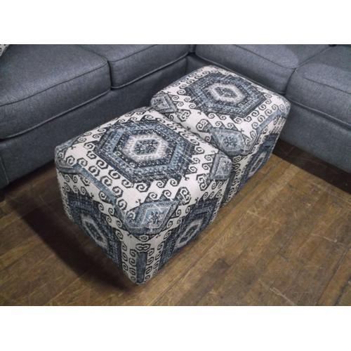 Craftmaster Living Room Stationary Ottomans