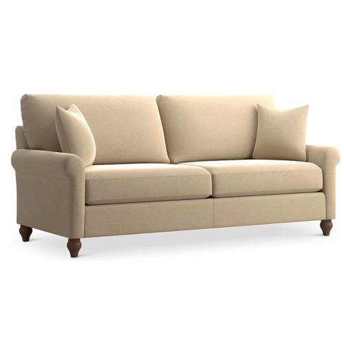 Bassett Furniture - Premier Collection - BenchMade Custom Upholstery Classic Sofa