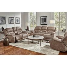 CORINTHIAN 94807-39-49-19RG Desert Mushroom Power Reclining Sofa, Power Reclining Console Loveseat & Power Recliner Group