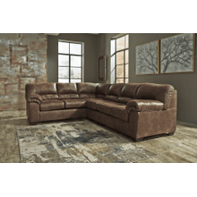 Bladen - Coffee - 3-Piece Sectional