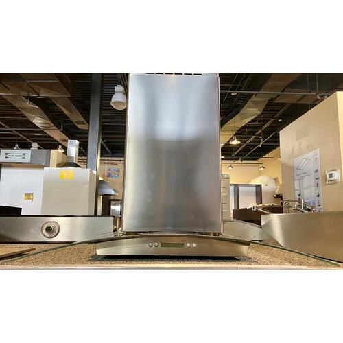 Electrolux RH36PC60GS  36'' Glass and Stainless Canopy Island-Mount Hood