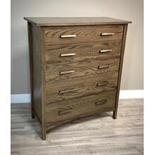 Middleton Collection Chest in Oak Color #27