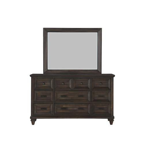 New Classic 4 Pc Queen Bedroom Set, Sevilla B2264