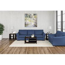 Bantry Nuvella Sofa and Loveseat Set