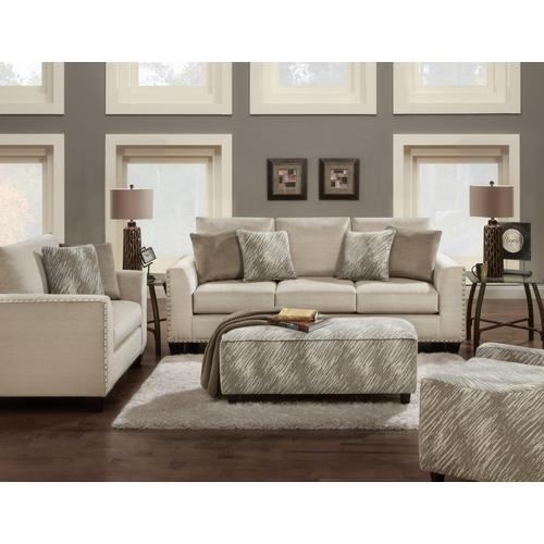 ES1460  Sofa, Loveseat, ES592 Chair & ES100 Ottoman - Empire Stone