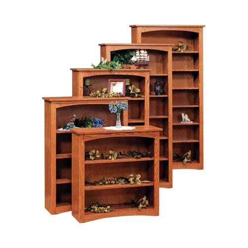 Shaker Open Bookcase