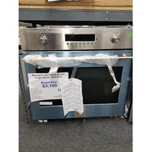 "View Product - Monogram 30"" Single Electric Wall Oven ZET1SHSS (FLOOR MODEL)"