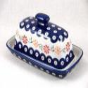 Gallery - Pinwheels Butter Dish