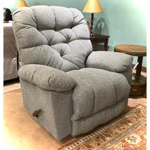 BOLT Medium ROCKER RECLINER in Grey  (7N17-19043A,39883)