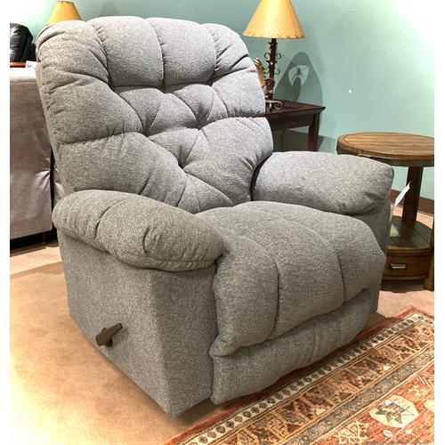 Best Home Furnishings - BOLT Medium ROCKER RECLINER in Grey  (7N17-19043A,39883)
