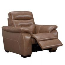 Violino Atollo Tan Leather Recliner
