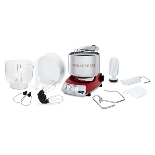 Product Image - Ankarsrum 6230 Stand Mixer, 7.3-Quart, Red