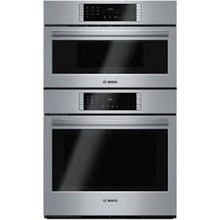 MOD # HBL87M52UC-FL S/N 0131 FLR MOD 30 Inch Microwave Combination Oven with 10 Sensor Cooking Programs, QuietClose Door, Meat Probe, Convection, Fastpreheat, Incandescent Lighting