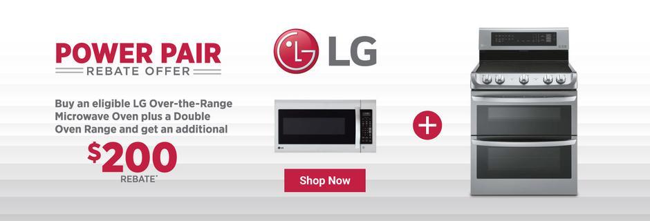 LG Power Pair Oct 2020