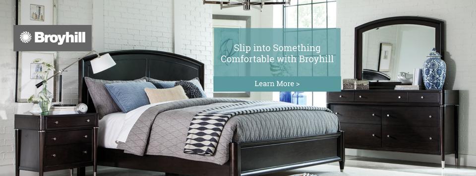 Broyhill Brand Landing Page