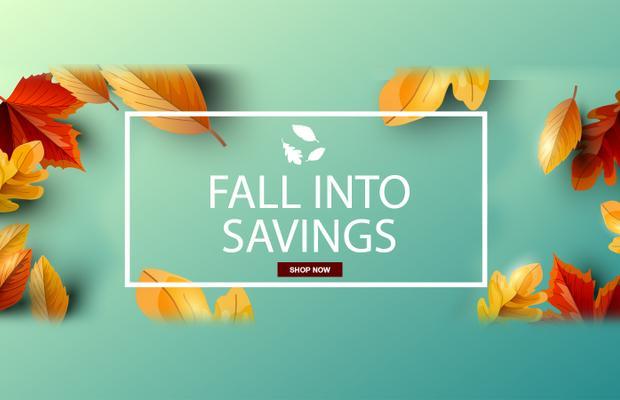 Fall into Savings Week 1 IAC Exclusive