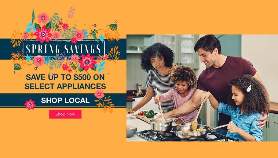 Multibrand Spring Savings Ignite LT 2021