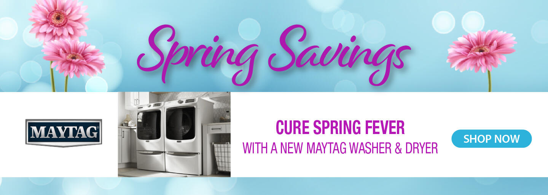 Maytag NEAEG Spring Savings 2021