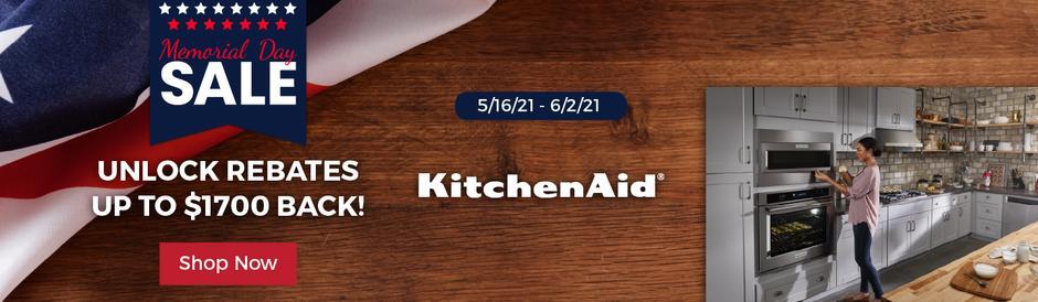 KitchenAid NEAEG Memorial Day 2021