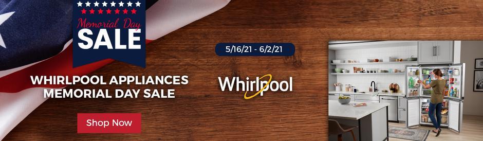 Whirlpool NEAEG Memorial Day 2021