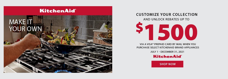 KitchenAid Make It Your Own July-Dec 2021