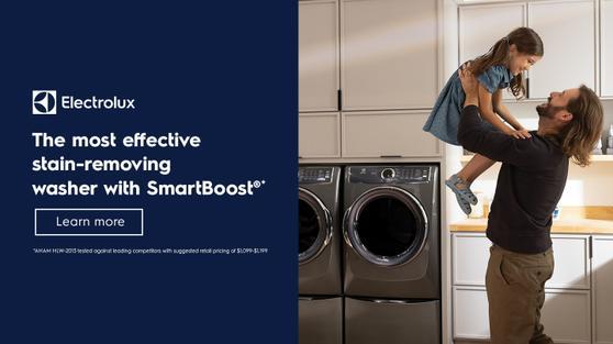 Electrolux Laundry 2021
