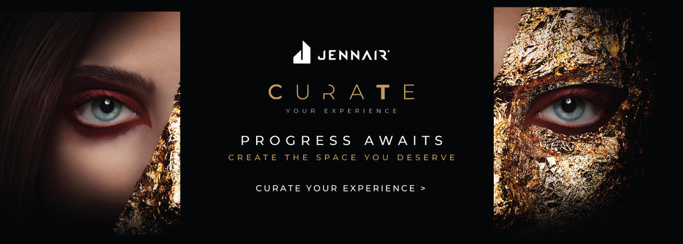 Jenn-Air Curate Your Experience July 2020
