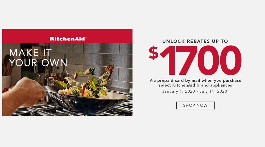 KitchenAid Make It Your Own 2020