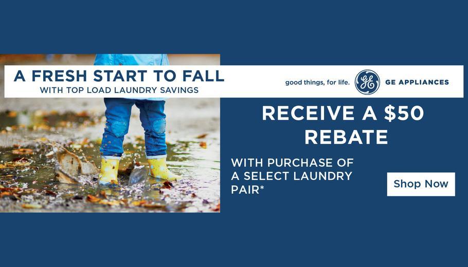 GE Appliances Fresh Start to Fall Sept-Nov 2021