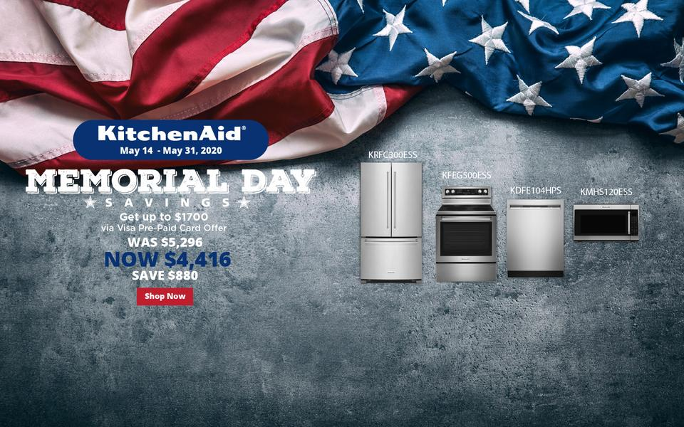 KitchenAid NEAEG Memorial Day 2020 Organic