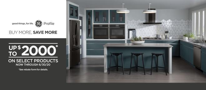GE Profile Bring Home Innovation Jan2020