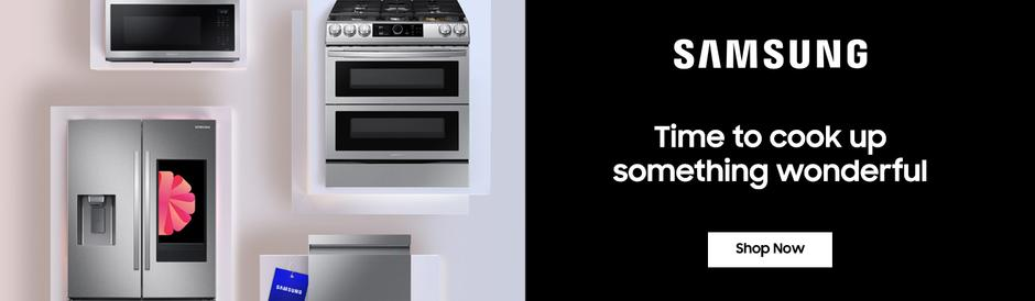 Samsung Time to Cook Up Something Wonderful 2020