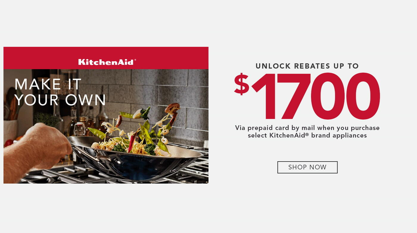 KitchenAid Make It Your Own July 2020