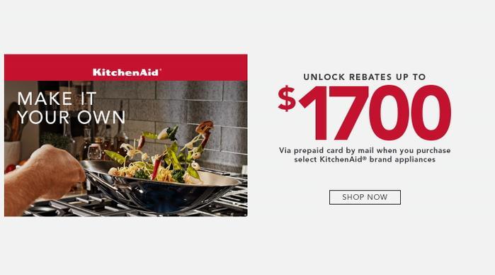 KitchenAid Make It Your Own July 2020