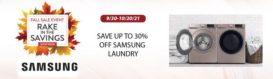 NEAG Fall Savings 2021 Samsung