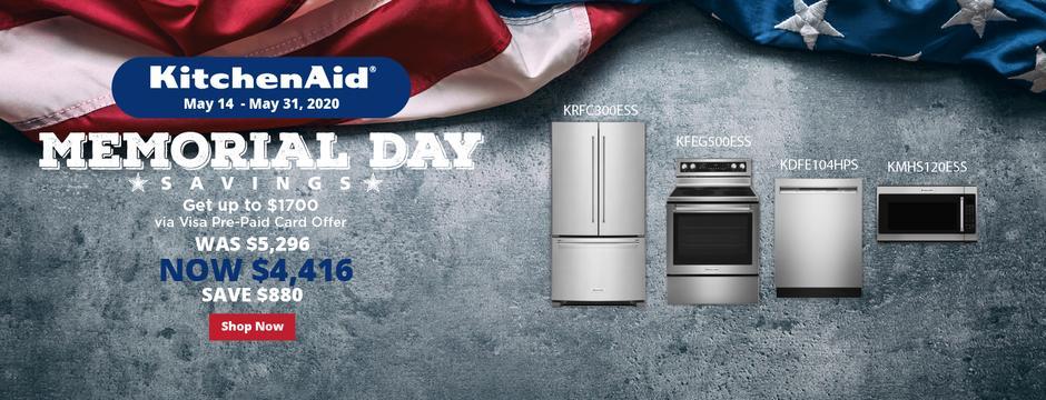 KitchenAid NEAEG Memorial Day 2020