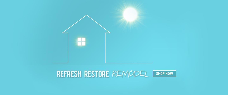 Restore, Refresh, Remodel IAC Exclusive May 2020
